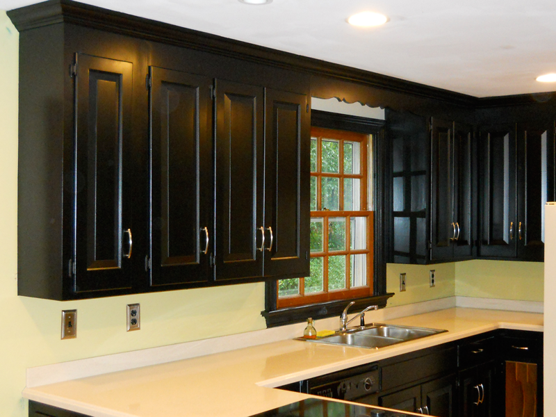 BlackCustomCabinets