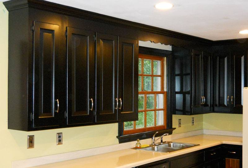 Kitchen Cabinetry Can Be Damaged By Age, U201cwear And Tearu201d, Water, Or Fire.  Restoration Of The Damage Can Provide Substantial Savings In Cost, Time, ...