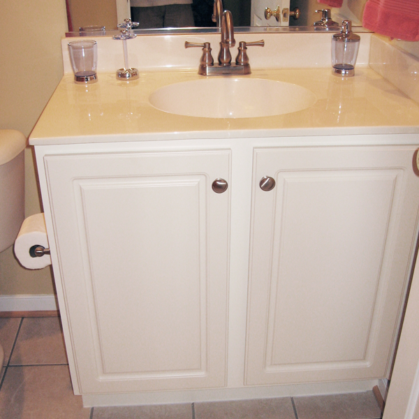 Refurbish Kitchen Cabinets: Refurbished Bathroom Cabinets